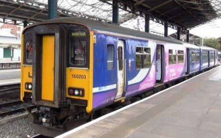 70. -  Chester -  Manchester Piccadilly - £21.99